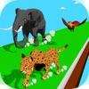 Animal Transform:Epic Race 3D